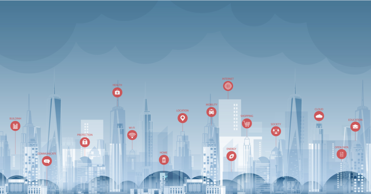 Walking through the Smart City: How Can IoT be Applied to Make the Long-time Fantasy Real?